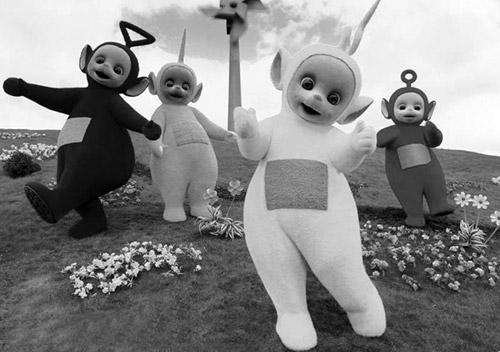 法国人 天线宝宝 动画/著名的低幼动画《天线宝宝》