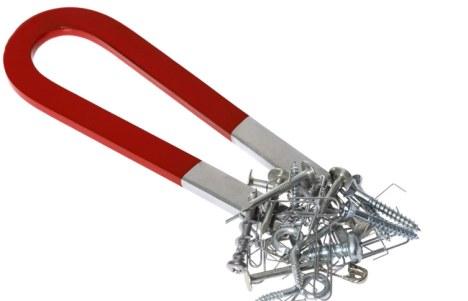 """美科学家新发现:磁铁能让人从""""右撇子""""变成左撇子"""