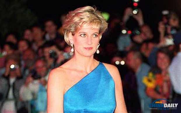 戴安娜王妃(资料图)-菲利普亲王表妹忆戴妃 她对丈夫和家庭豪无感情