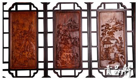 贡品轩老字号:中国红木家具仙作第一家