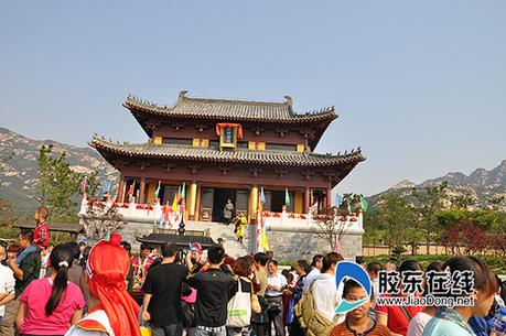 招远_招远淘金小镇景区庙会将迎首批新加坡客人 - 中文国际