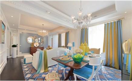欧式家装风席卷国内,典轩室内装修网带来简约欧洲范