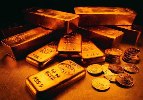 """""""末日博士""""认为黄金价格将在2015年的时候跌至每盎司"""