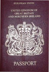 英国护照重包装酝酿新设计
