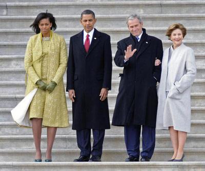布什、奥巴马与Google炸弹