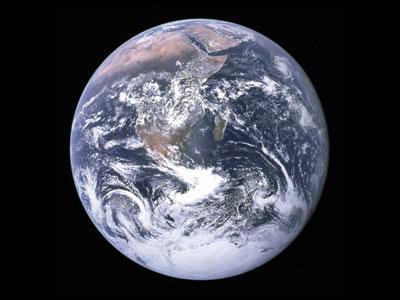 人类迎来第41个世界地球日 美展示地球照片助宣传