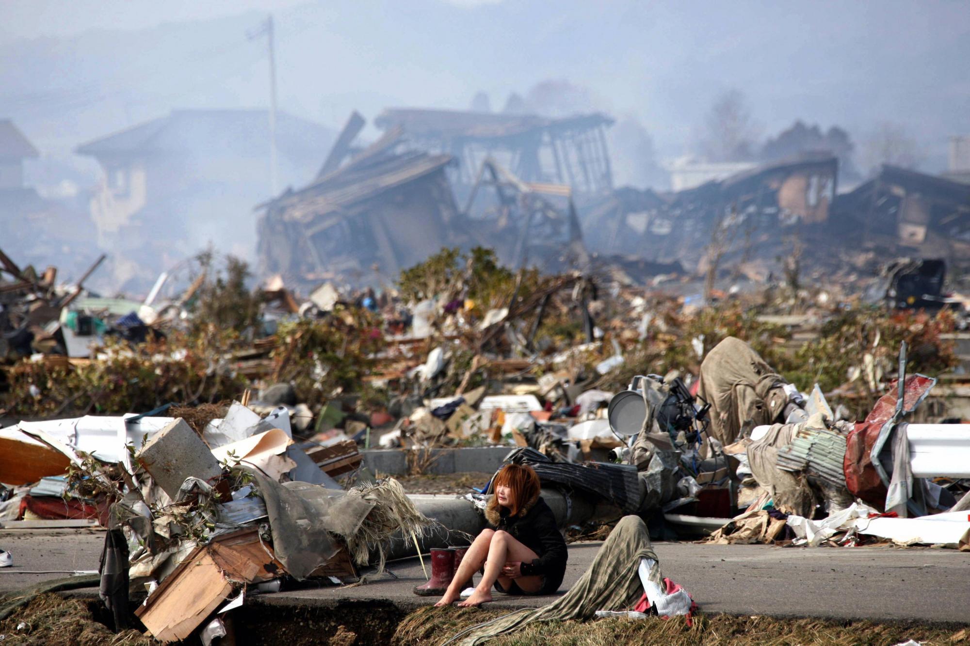 日本海啸图片 - 19号 - 19号的博客