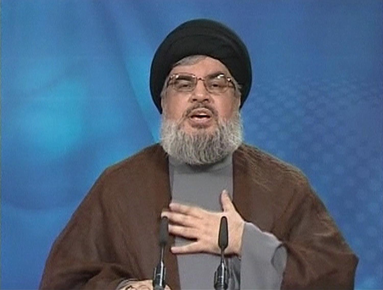中国 真主党/黎巴嫩真主党总书记纳斯鲁拉6月24日发表讲话