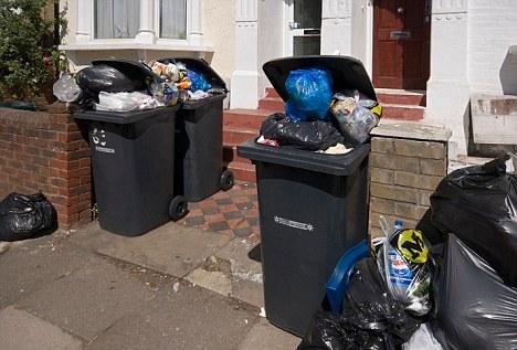 英国贝德福特:滞留垃圾桶将罚款1000英镑