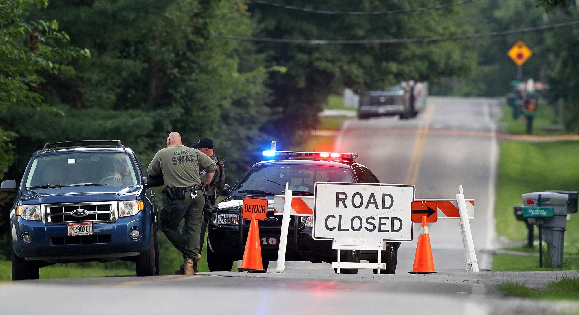 美国发生恶性枪击事件8死2伤 凶手被当场击毙
