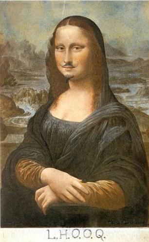 创意无限 美国画家用咖啡临摹世界名画图片