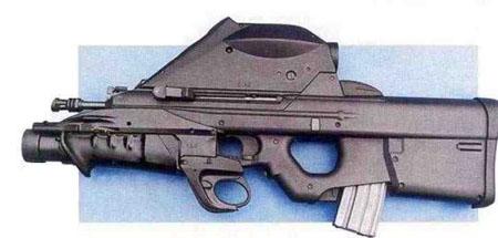 f2000型突击步枪