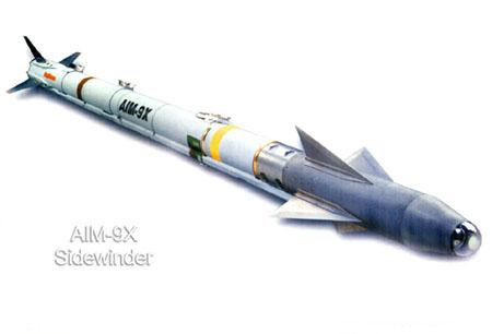 美AIM 9X响尾蛇导弹迎来第100次发射试验