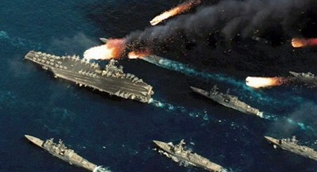 中美针锋相对:美若对伊朗发狠中伊将联合击沉美国航母! -  红杏 - 红杏