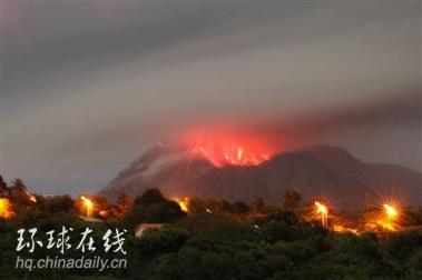 1997年,蒙塞拉特岛首府在这座火山的喷发中被毁.