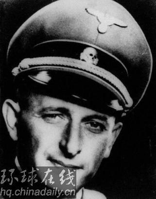 阿道夫/二战期间积极实施希特勒屠杀犹太人计划的纳粹高官阿道夫·艾希曼...