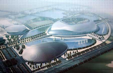 中国未唻十大建筑