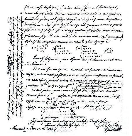 这个号称世纪难题的费马最后定理也就成了数学界的