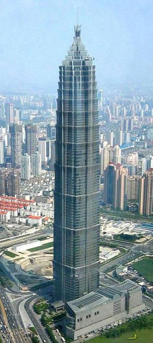 世界十大现代建筑物_世界十大最高建筑物排行