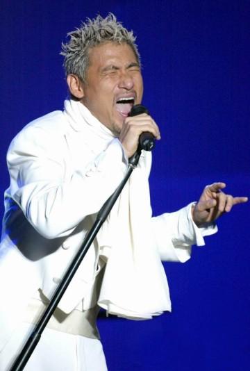 以爱开场以祝福话别 张学友演绎武汉演唱会