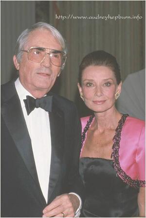 后一次携手出席奥斯卡颁奖典礼