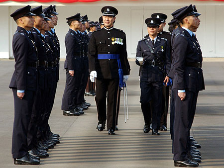 香港皇家警察