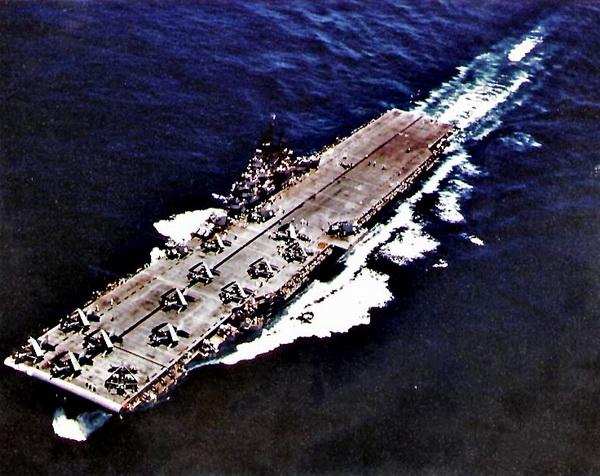 张承茂:航母,当之无愧的海上霸主