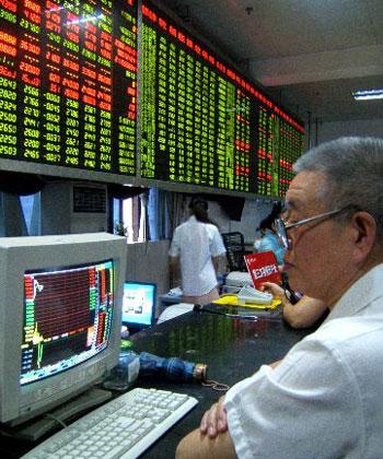 牛市火爆延烧至海外 纽约华人热炒中国股票