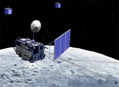 日本发射 辉夜姬 月球探测器
