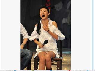 安以轩新版出演水浒传获赞上性感歌手v性感(图春光图片节目阿兰图片