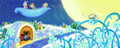 第六届插画大学生环保国际小学v插画颁奖典礼必漫画80古诗词首背mp3图片