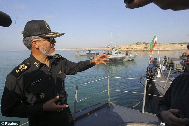 一艘从中东波斯湾_美国专家叫板伊朗封锁能力 航母顺利通过其军演区域 - 中文国际