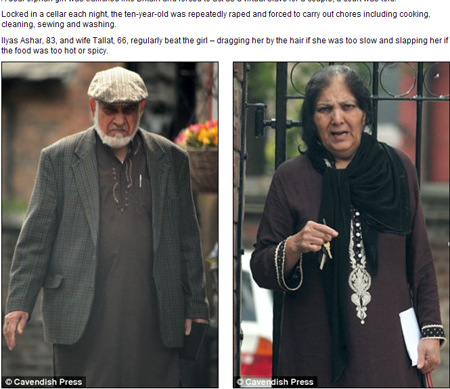 夫妻性奴_失聪女孩被老夫妇骗入英国 锁地窖当10年性奴