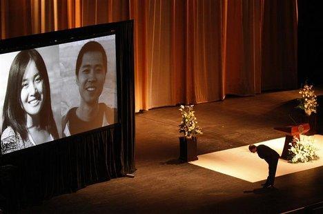 枪杀南加大中国留学生嫌犯被控一级谋杀 遇害者家长索赔难
