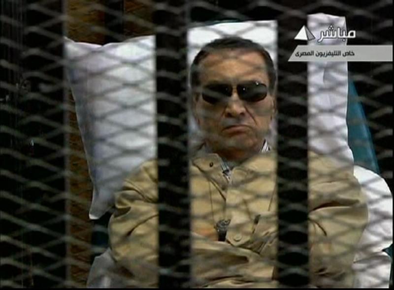 穆巴拉克据称陷入完全昏迷状态 曾哭诉 被出卖