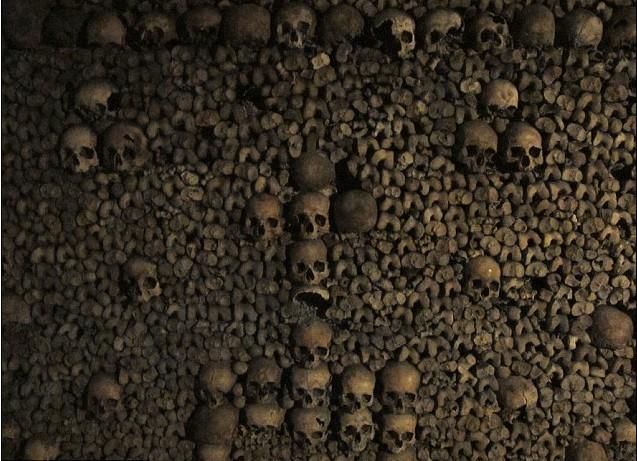 死亡帝国_探访巴黎地下神秘\