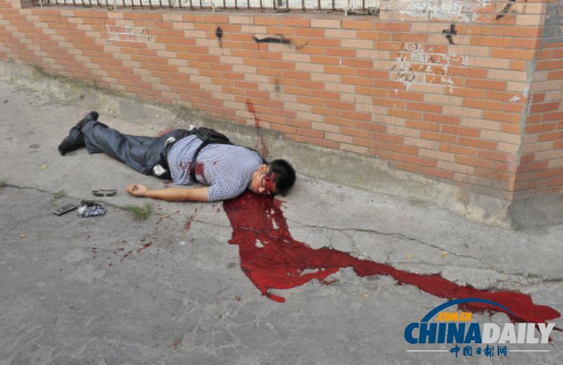 公安部A级通缉犯周克华在重庆被警方击毙