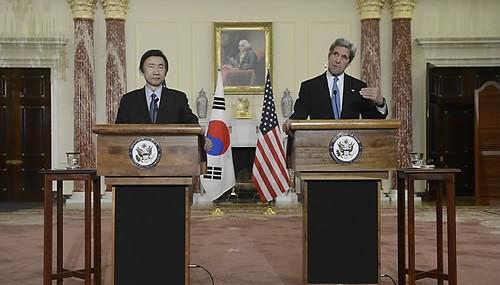 美国国务卿克里今日访韩 对朝讯息引人关注