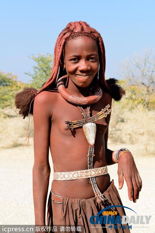非洲最丑男人图片