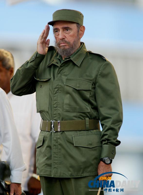 菲德尔/古巴前领导人菲德尔/卡斯特罗:世界政要暗杀史上,若论传奇性,...