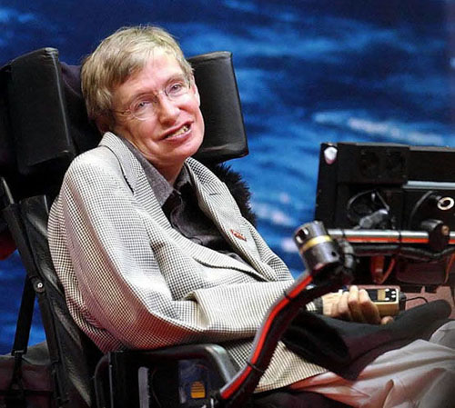 """霍金宣称无黑洞只有""""灰洞"""" 被吞噬物质可释放"""
