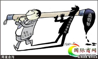 中原油田三公司钻采设备厂做假账 年年亏损谎