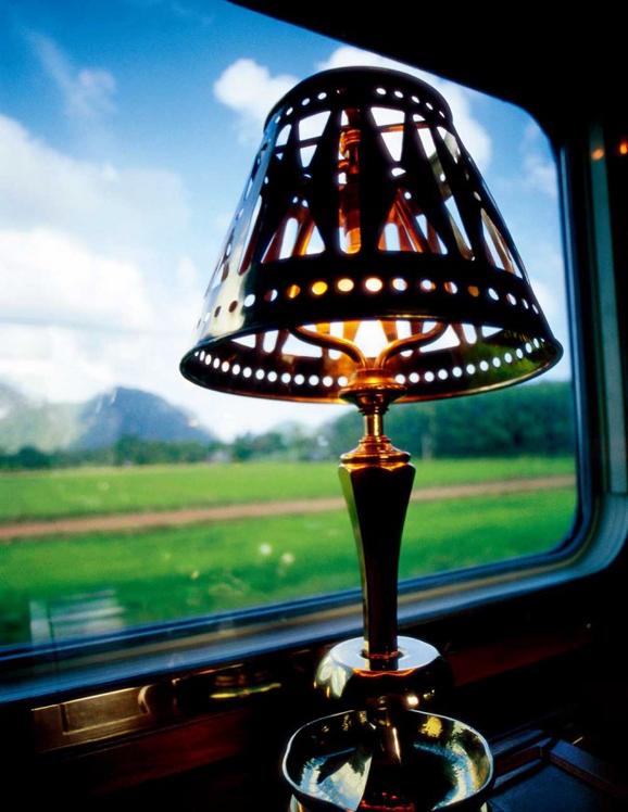 可爱小火车 壁灯