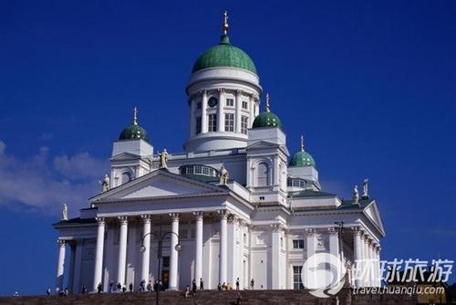 球九个被忽视的美丽城市  洲大陆最北端的城市,远眺波罗的海,有著名