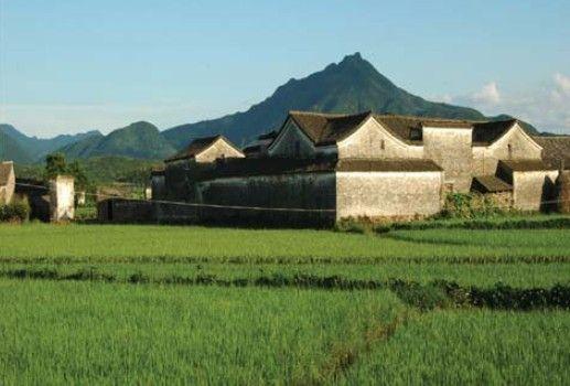 安徽古镇茂林:独具特色的12碗