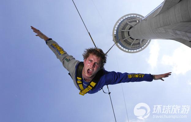 中国澳门澳门旅游塔:233米
