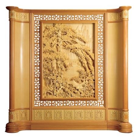 承德木雕 是承德有名的工艺品