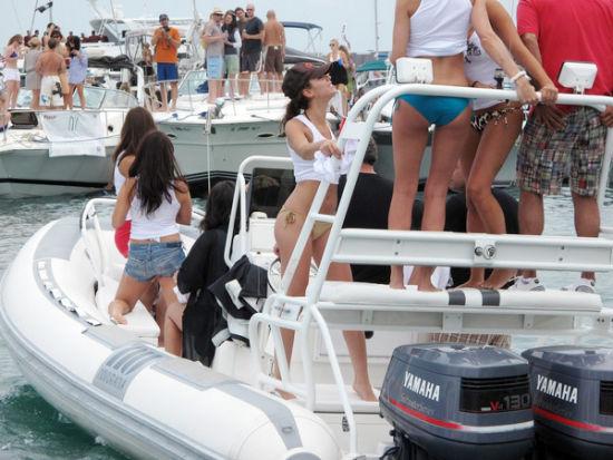"""甲骨文公司ceo拉瑞-埃里森和大卫-格芬共同拥有世界上第五长的游艇"""""""