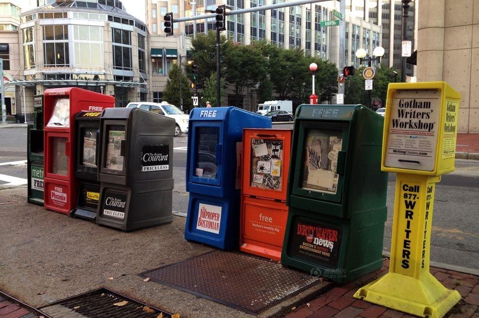 美国细节 感受人性化的公共设施