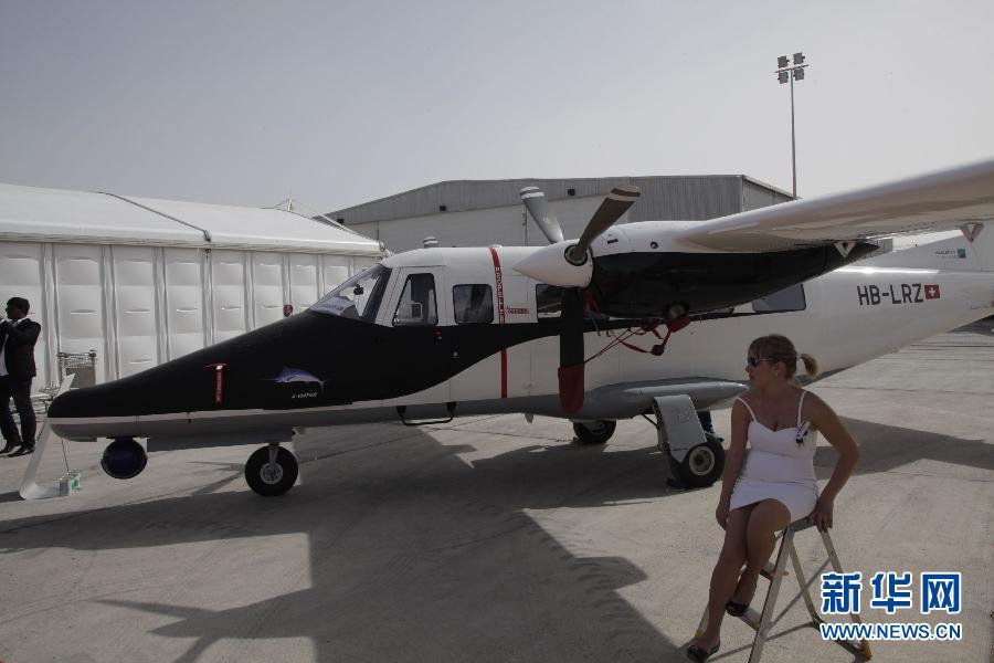 阿布扎比私人商务飞机展